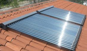 Solar collectors for heat and hot water